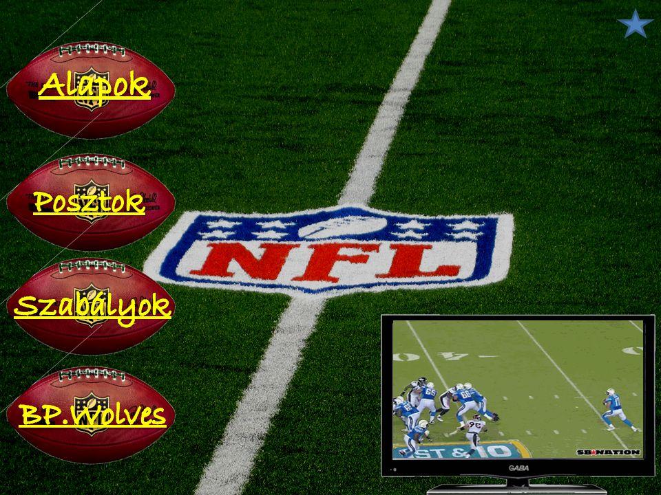 Fontos leszögezni, hogy a lenti pozíciós leírások f ő leg az NFL és az NCAA futballra igazak, alacsonyabb szinteken léteznek más pozíciók is, illetve egy adott poszton játszó játékosnak lehet akár teljesen más feladata is.