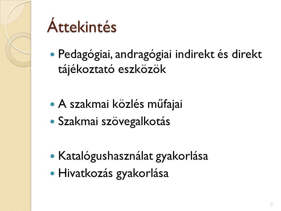 KÖNYVTÁR- INFORMATIKA 2.