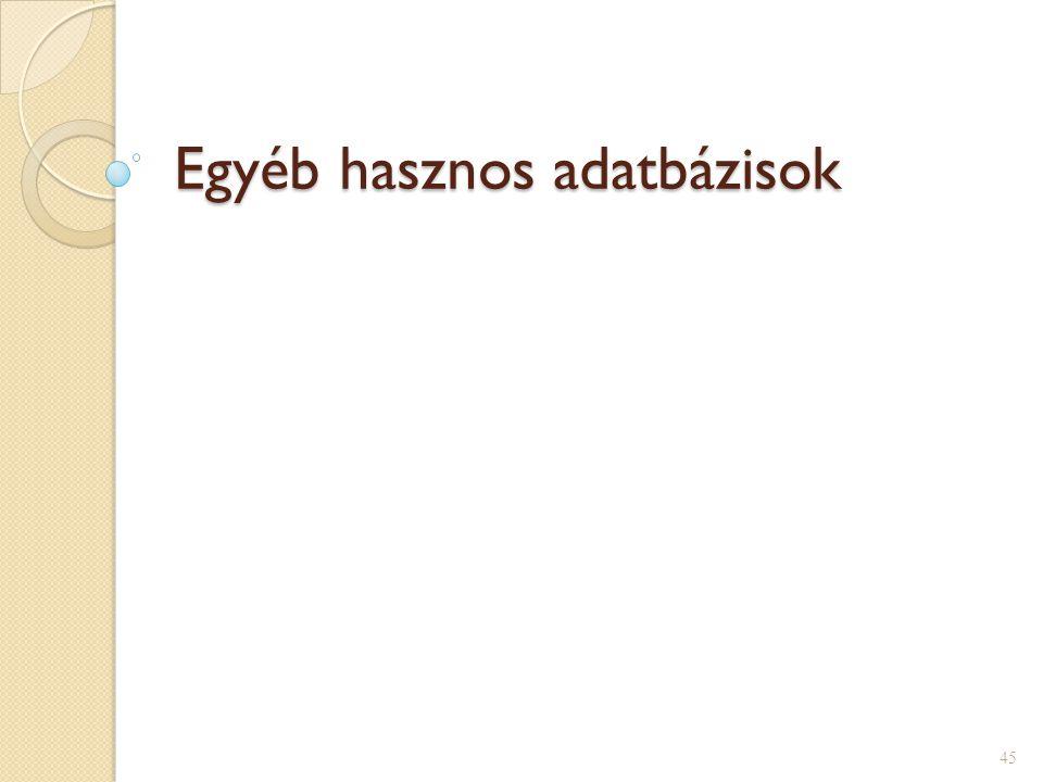 Irodalmi kritikák, tanulmányok bibliográfiája  FSZEK  1961-2006 ◦ 79.808 tétel ◦ felülete, mint a SzocoWebé  2007- a FSZEK katalógusban  monográfiák, tanulmányok, kritikák, regény-, dráma-, novella- és verselemzések, színházi előadások és filmbemutatók kritikája  www.fszek.hu