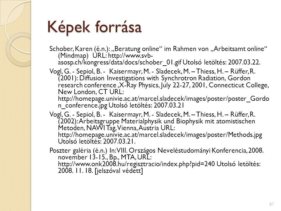 Felhasznált irodalom Dömsödy Andrea (2006): Bevezetés a pedagógiai tájékozódásba (A gyakorlati pedagógia néhány alapkérdése 2.) Bp., Bölcsész Konzorcium, 58 p.