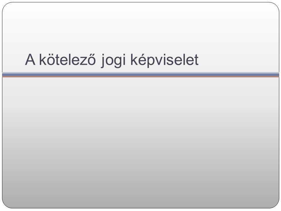 Közigazgatási perben a beavatkozás szabálya – 2010.