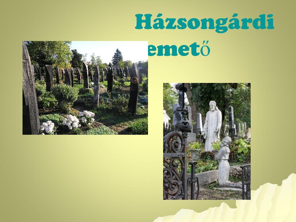 Házsongárdi temet ő