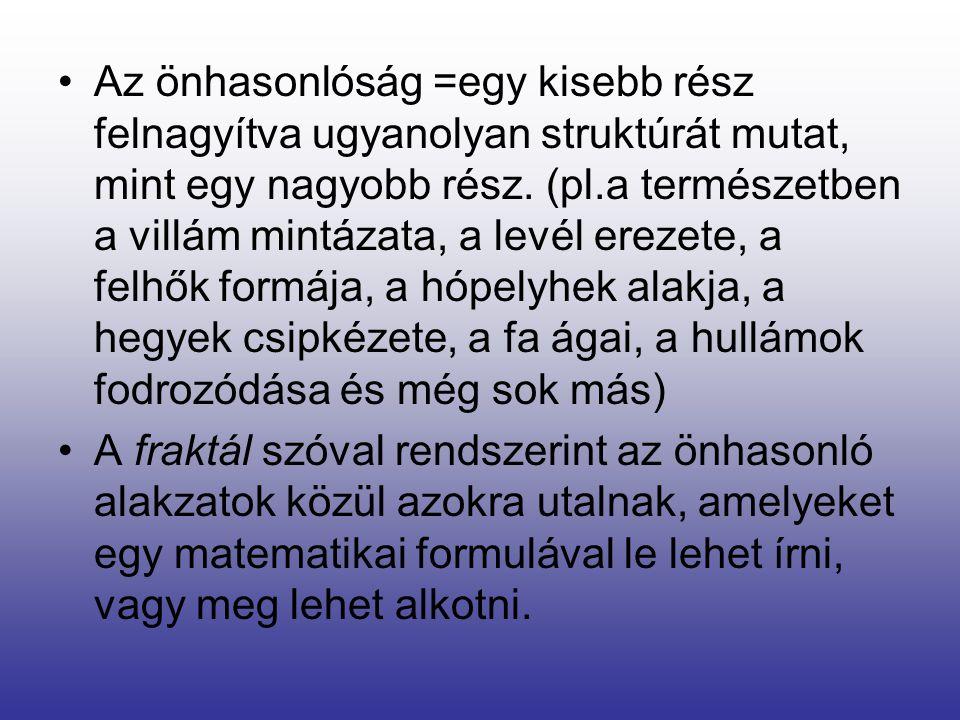 Mandelbrot-halmaz II.