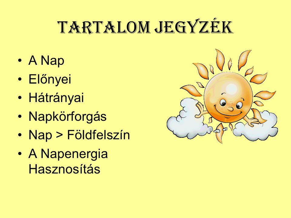 A Nap A Nap a Naprendszer központi csillaga.