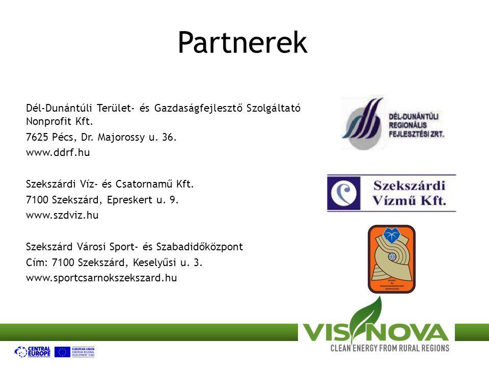 Partnerek Dél-Dunántúli Terület- és Gazdaságfejlesztő Szolgáltató Nonprofit Kft.