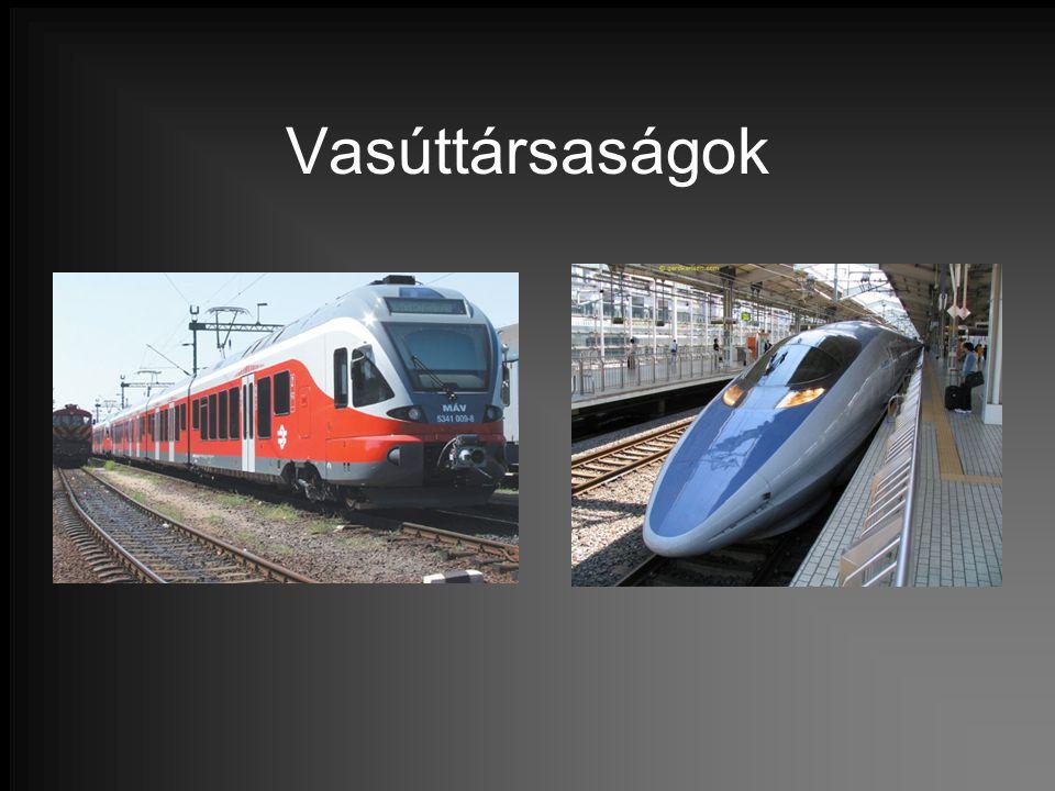 Belföldi távolsági •IC – InterCity vonat, általában belföldi távolsági forgalomban.