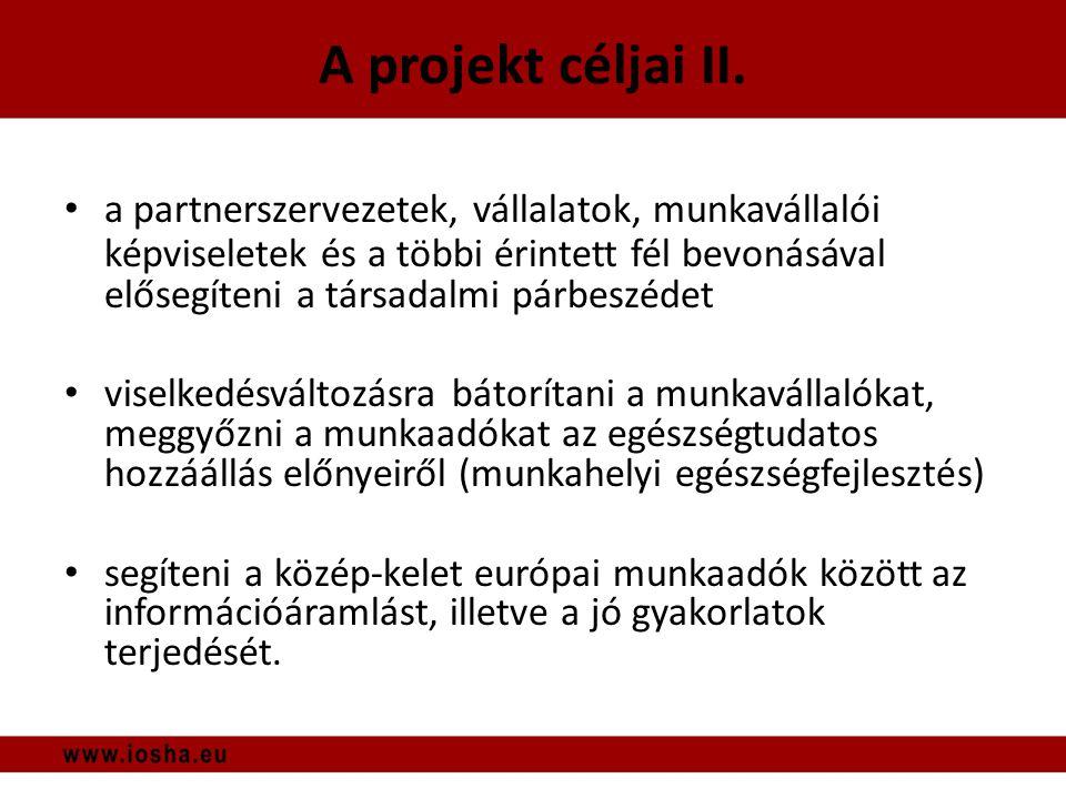 Munkavállalói visszajelzések II.