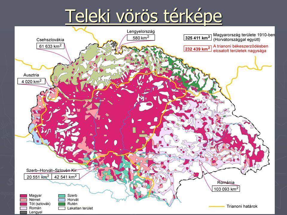 Teleki vörös térképe