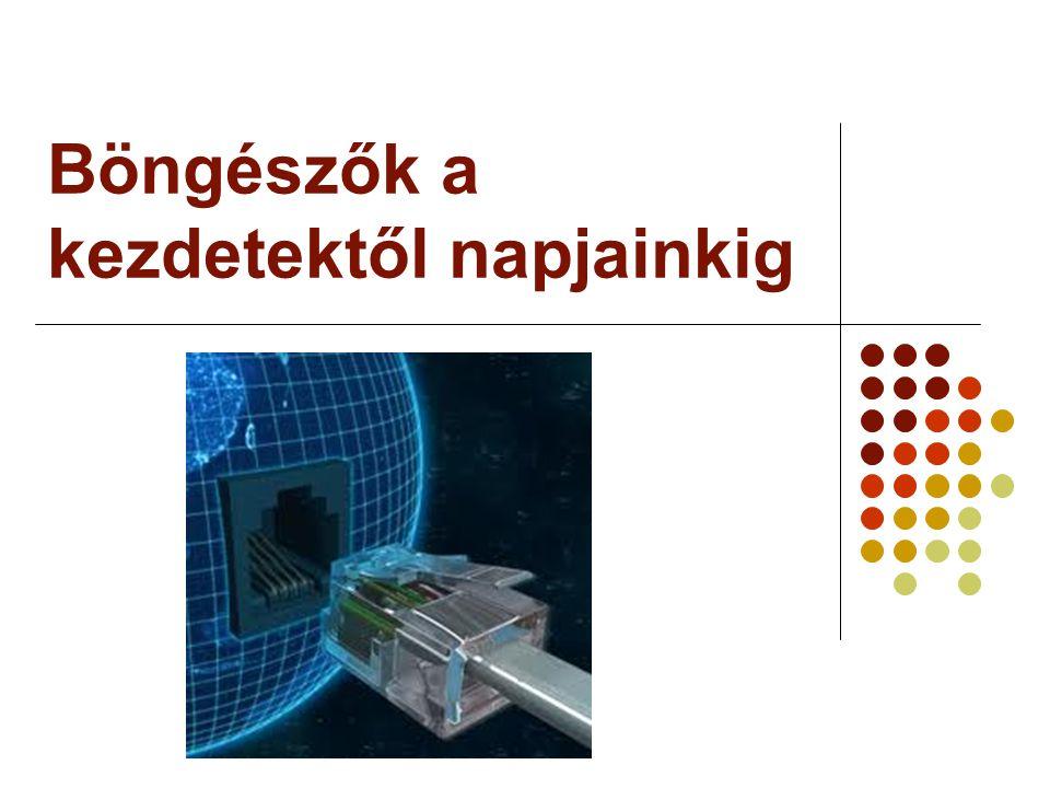 Az internetről általában Az internet olyan globális számítógépes hálózatok hálózata, ami az internet protokoll (IP) révén felhasználók milliárdjait kapcsolja össze és lehetővé teszi olyan elosztott rendszerek működtetését, mint például a WWW (World Wide Web).