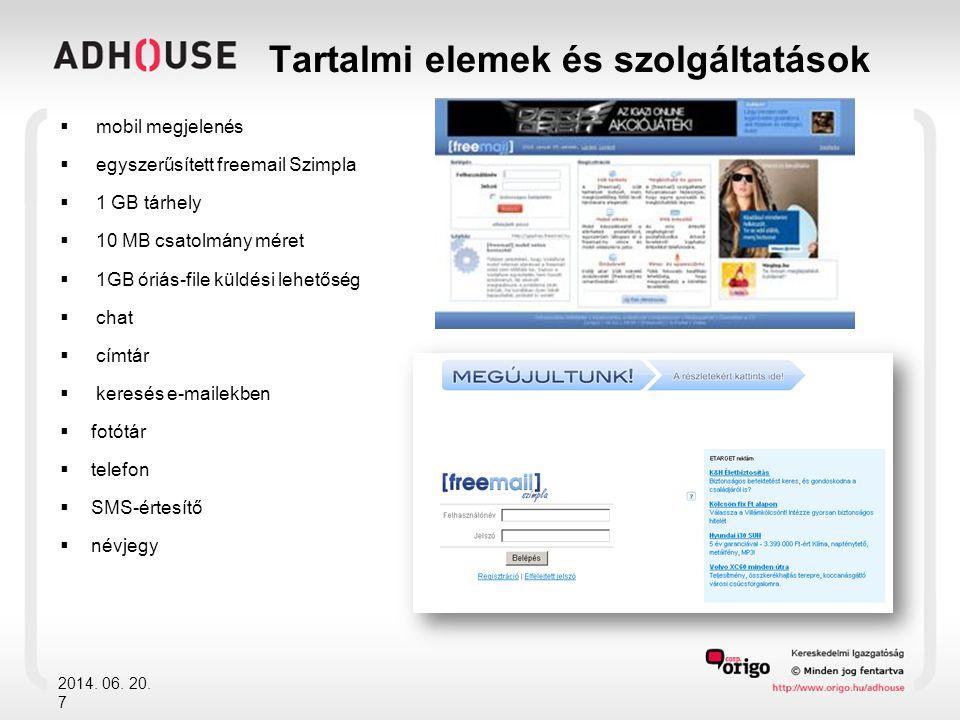 Márkaértékek, hívószavak MÁRKAÉRTÉKEK  A legnagyobb magyar ingyenes webmail szolgáltatás, 12 éve folyamatosan, a magyarországi internet elterjedés kezdetétől 2014.