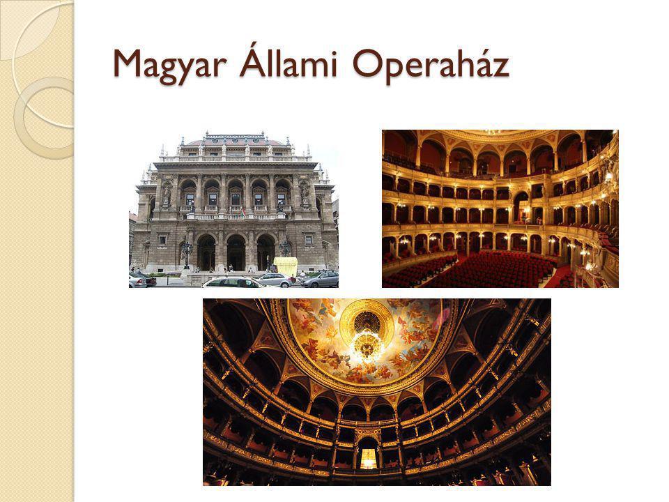 Magyar Állami Operaház