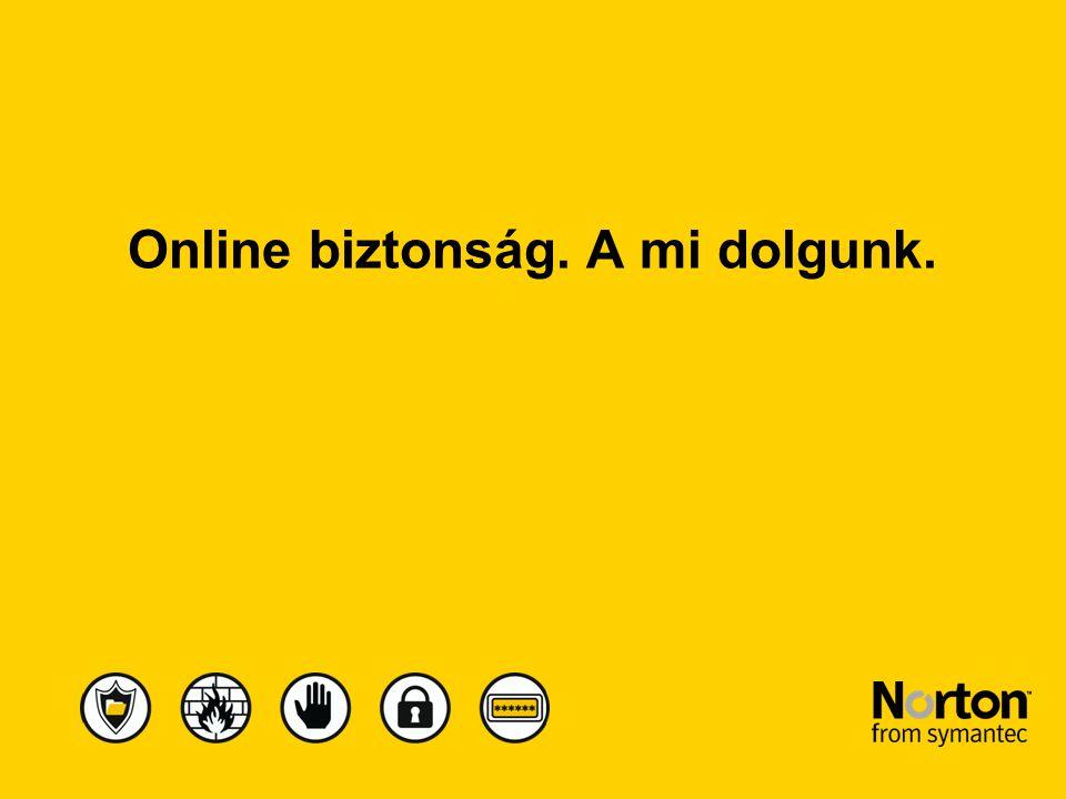 Online biztonság. A mi dolgunk.