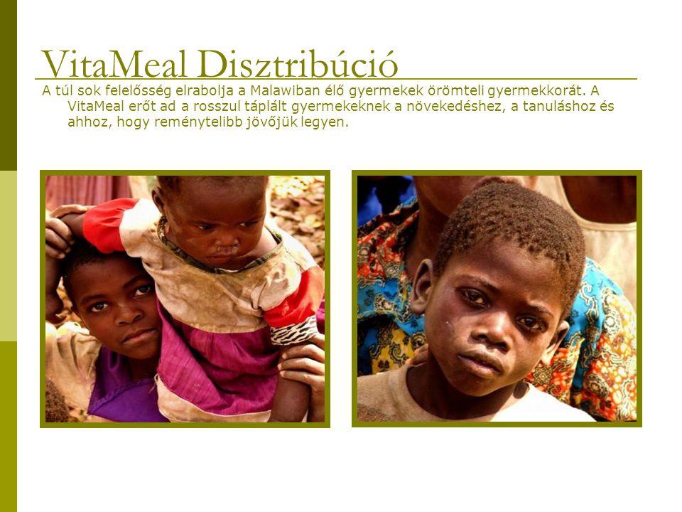 A túl sok felelősség elrabolja a Malawiban élő gyermekek örömteli gyermekkorát.