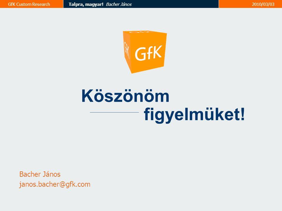24 GfK Custom ResearchTalpra, magyar.