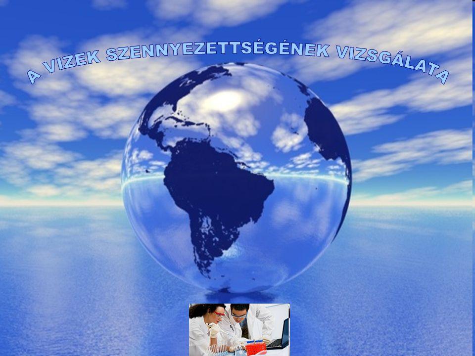 Bolygónk felszínének 71 %-át víz borítja.Ez mintegy 1200 millió km3 vízmennyiséget jelent.