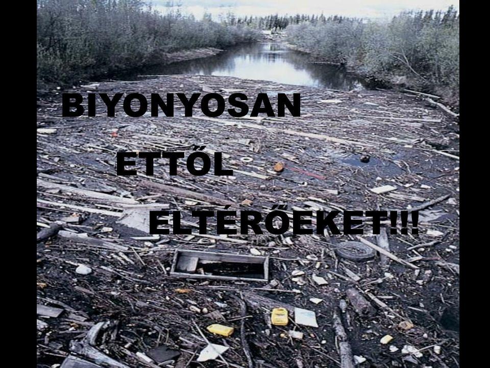 BIYONYOSAN ETTŐL ELTÉRŐEKET!!!