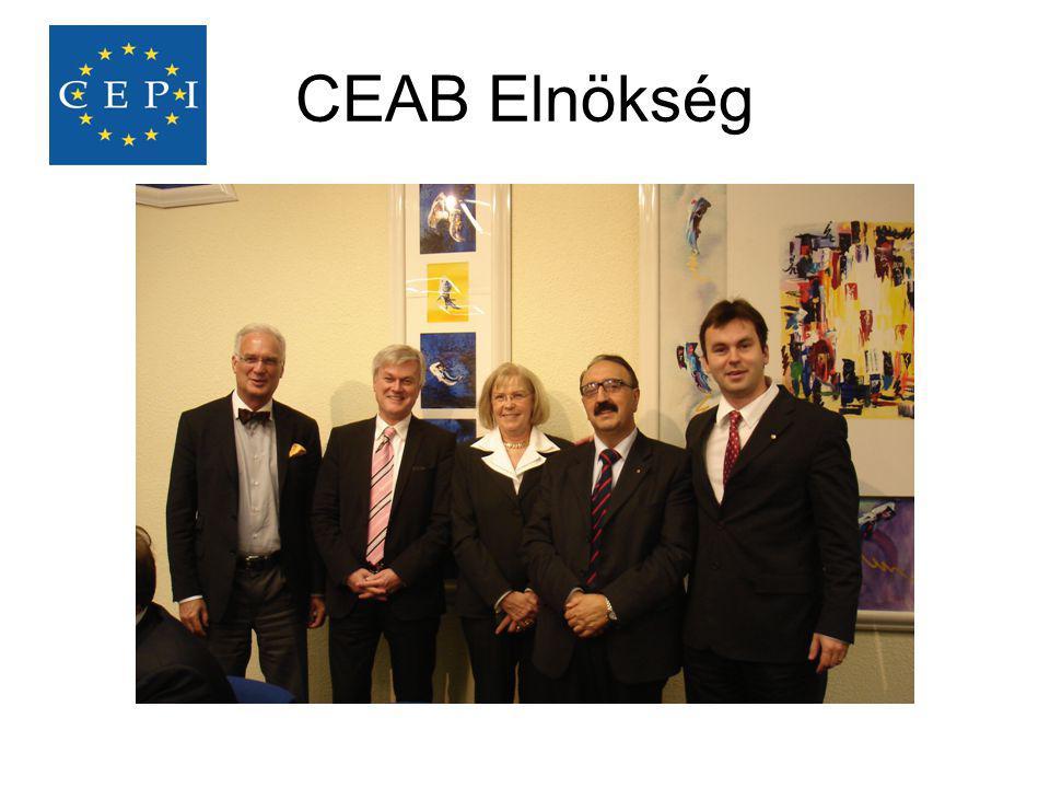 CEAB Elnökség