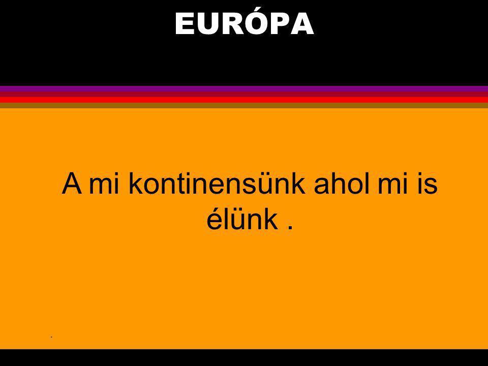 EURÓPA.