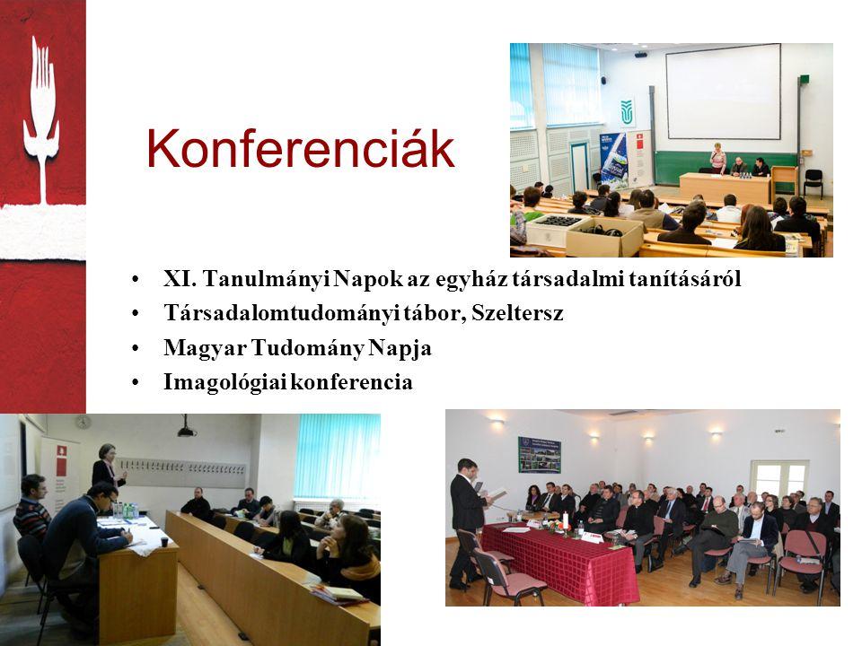 Konferenciák •XI.