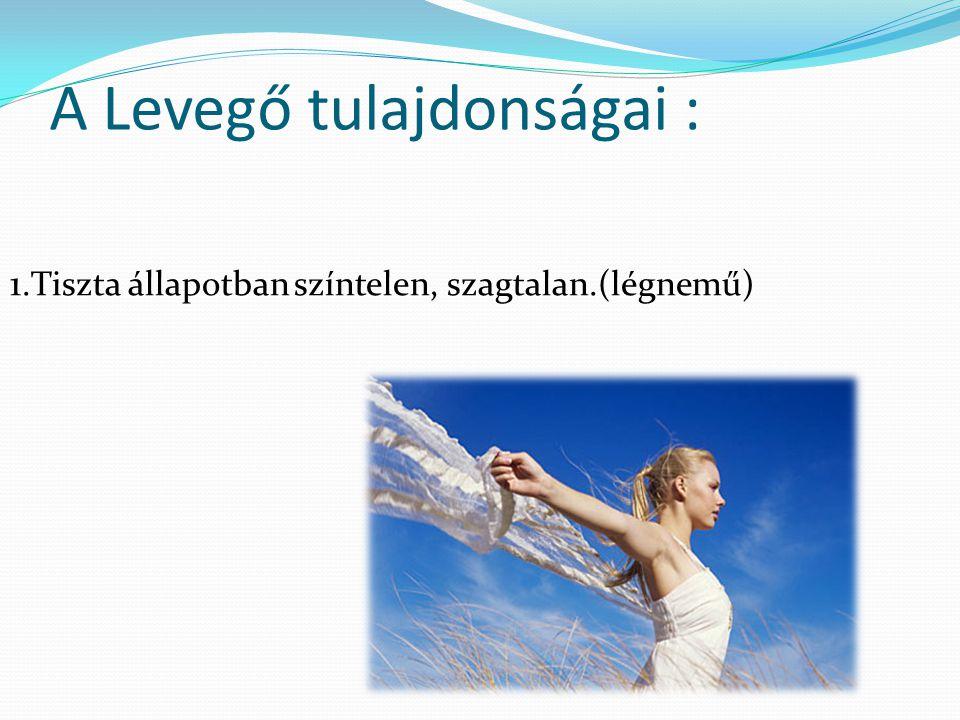 Miért fontos? - élettér - életfeltétel(oxigén) - hangterjedés