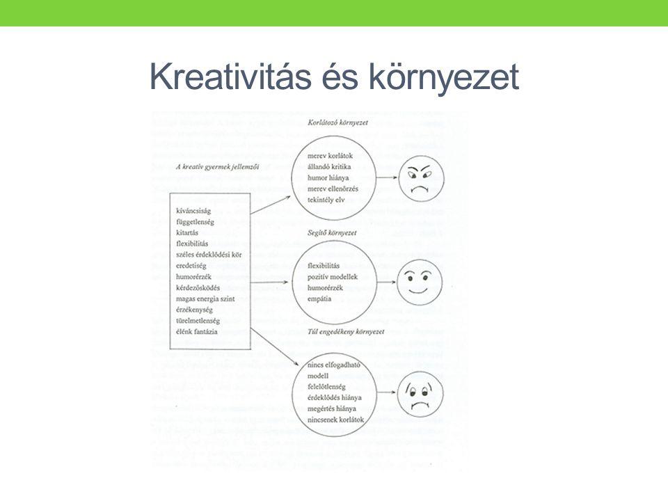 Kreativitás és környezet