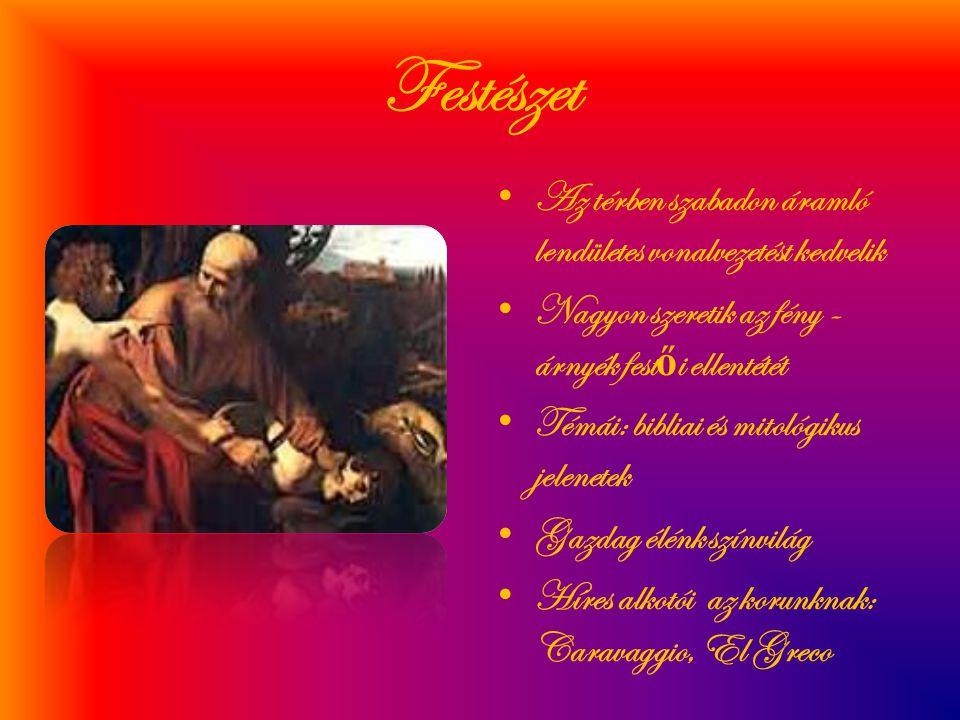 Barokk alkotások az Magyar Királyságban