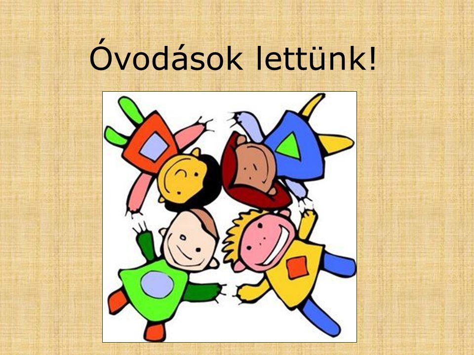 Az óvodai csoport hetirendje A rugalmas hetirend biztosítja a gyermekek részére az elegendő időt a szabad játékra és az önkéntes részvételt különböző kötetlen tevékenységekben.