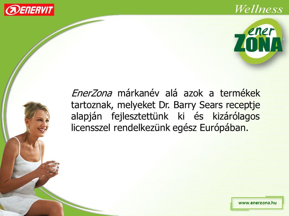 EnerZona márkanév alá azok a termékek tartoznak, melyeket Dr.