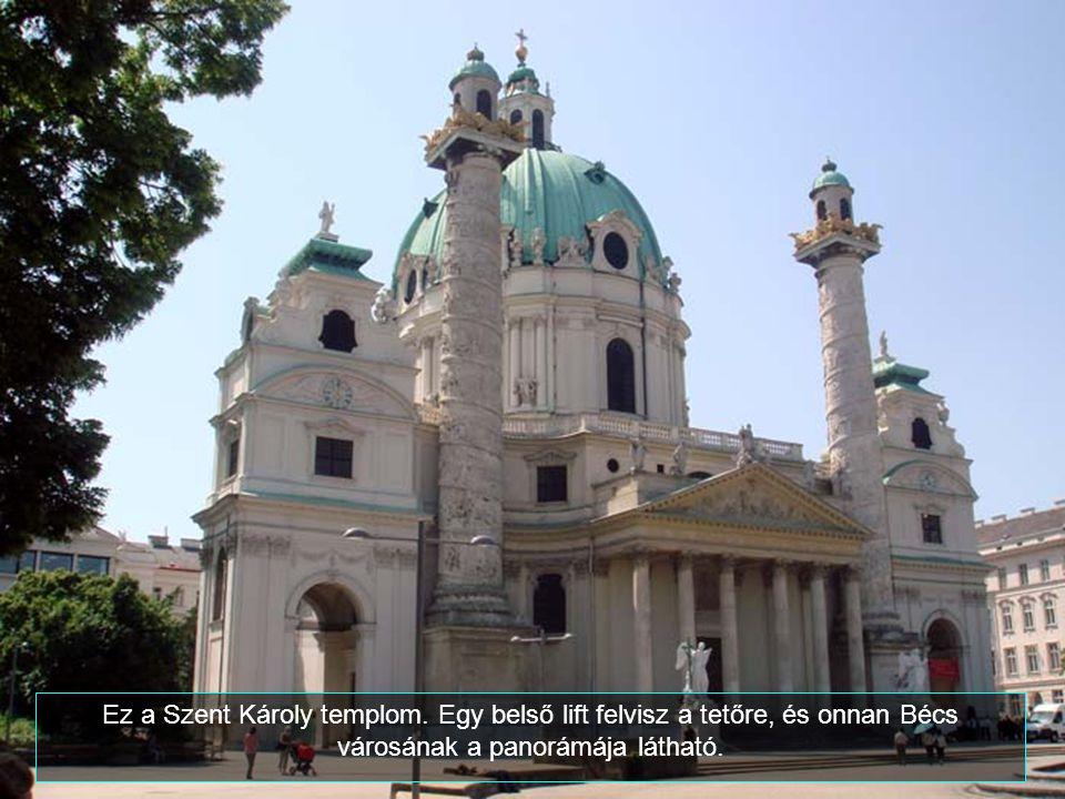 Bécs az ausztriai Köztársaság fővárosa és Ausztria kilenc állama közül az egyik.