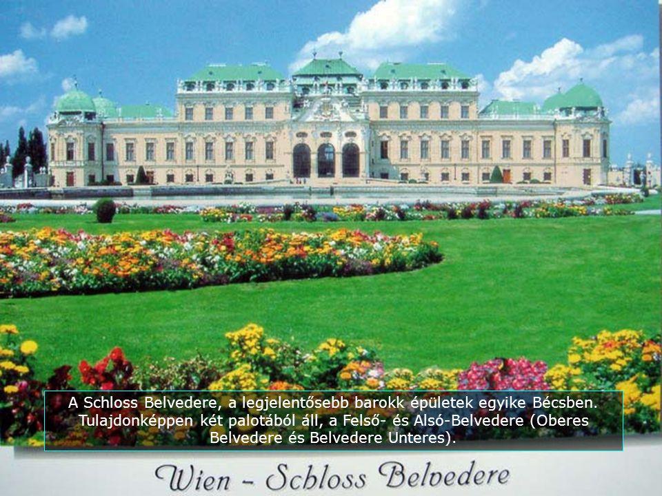 A Stadtpark-ban Bécs egyik legszebb parkjában áll a keringők leghíresebb zeneszerzőjének Johann Strauss-nak a szobra.