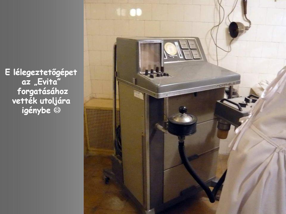 """E lélegeztetőgépet az """"Evita"""" forgatásához vették utoljára igénybe """
