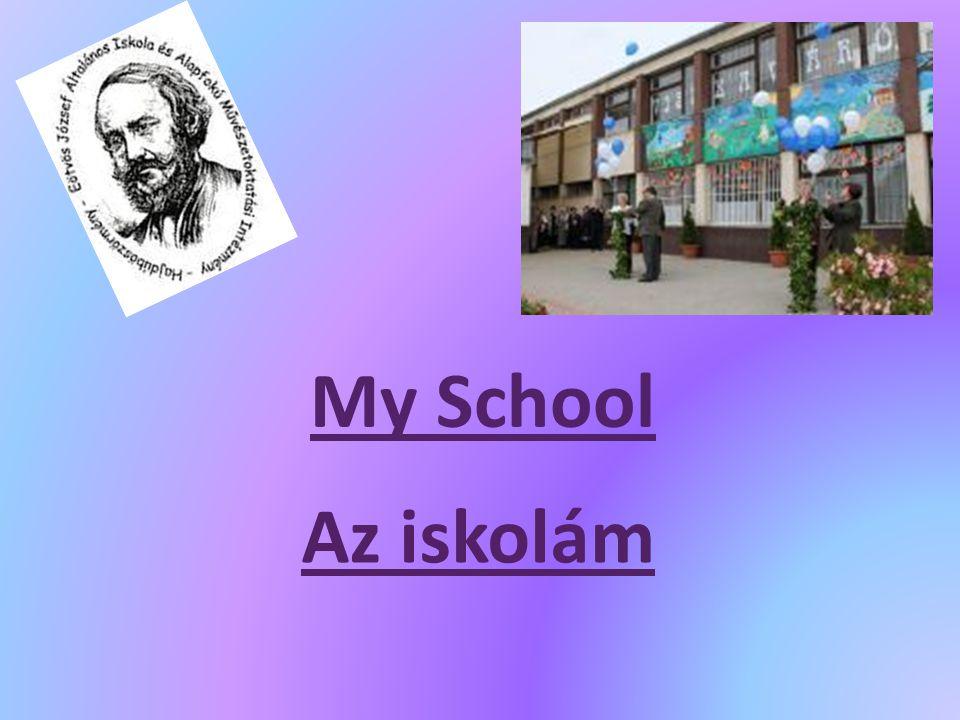 My School Az iskolám