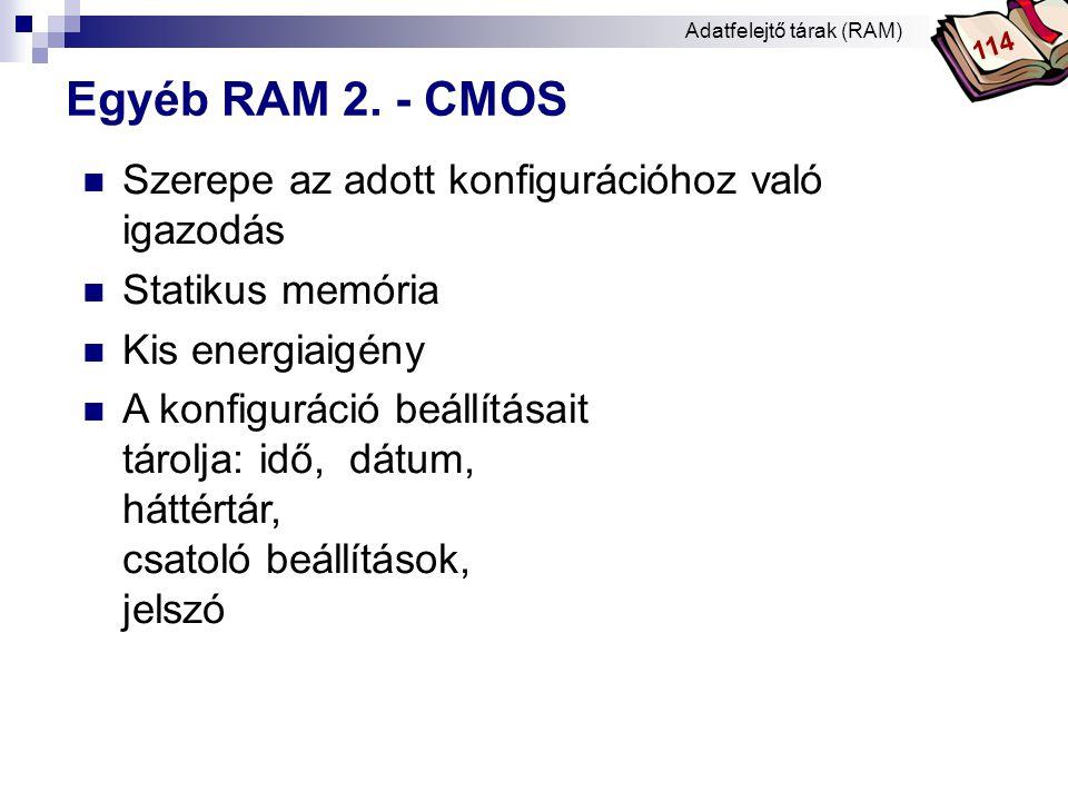 Bóta Laca Egyéb RAM 3.