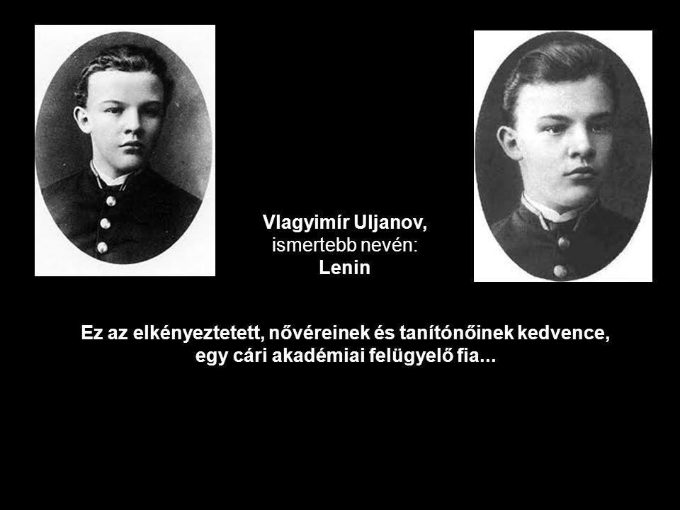 Ez a kiugrott szeminaristából lett fegyveres bankrabló és rendőrspicli nem más, mint... Ioszeb Dzsugasvili, ismertebb nevén: Sztálin