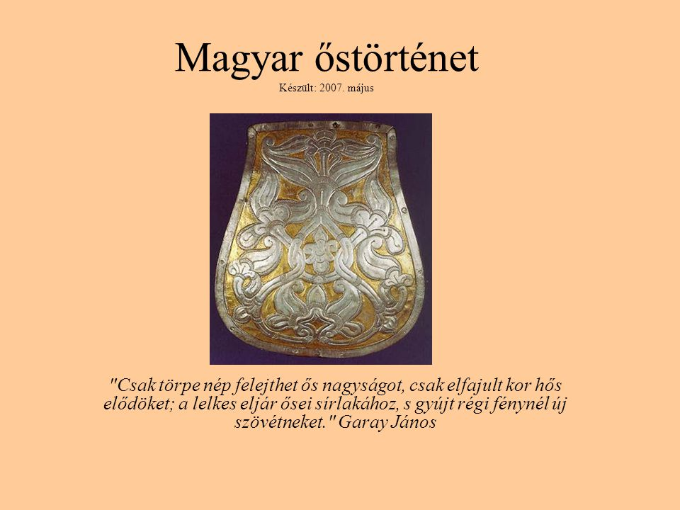 Szkíták - magyarok •II.Szilveszter pápa: Mienk, mienk a római birodalom.