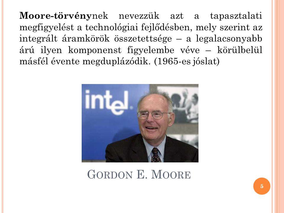 G ORDON E.