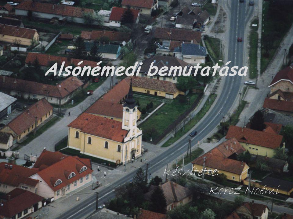 A Református Templom •1•1631-ben virágzó eklézsia működött Alsónémedin.