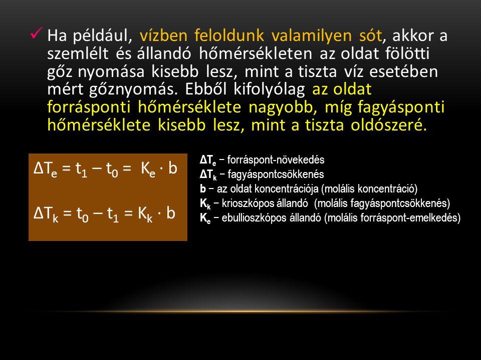  Fick törvényét elemezve, megállapítható, hogy az anyagátbocsátás akkor nagy, ha:  Nagy a koncentrációkülönbség,  Nagy a fázisok érintkezési felülete és  Kicsi a határréteg vastagsága.