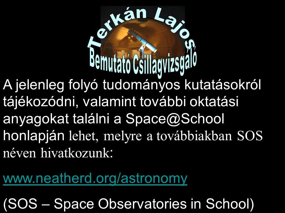 A következő filmek a Napot vizsgáló űreszközök felvételeiből készültek