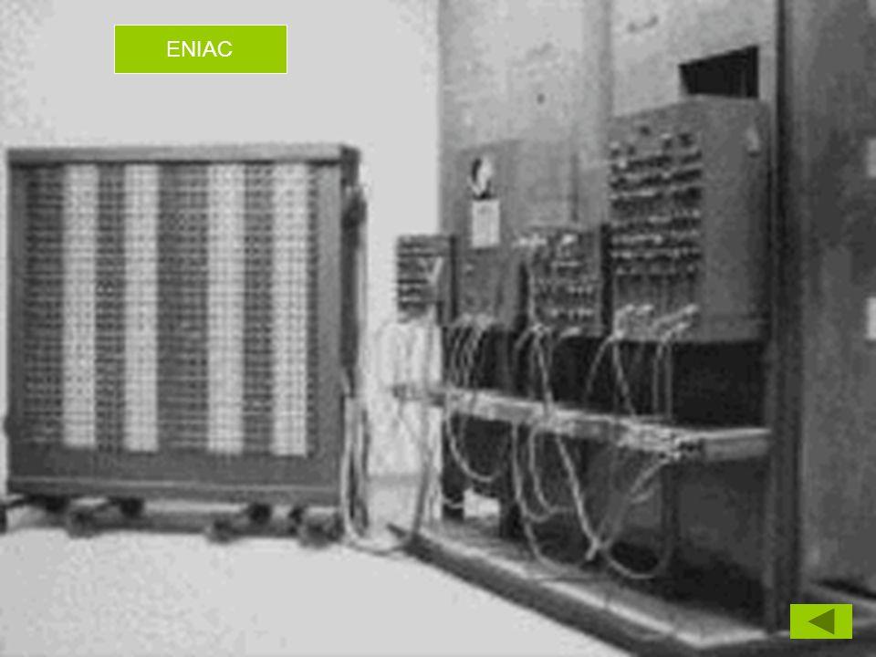 Első generáció (folyt.)  EDVAC (1951) - Neumann János (1903-1957) részt vett a fejlesztésében  Neumann-elv: programok és adatok ugyanott tárolódjanak, bináris formában  UNIVAC (1951): elsőként sorozatban gyártott, központi vezérlőegység kezelt minden egységet, a perifériákat is  gépi kódban programozták  assembly nyelv megjelent Generációk