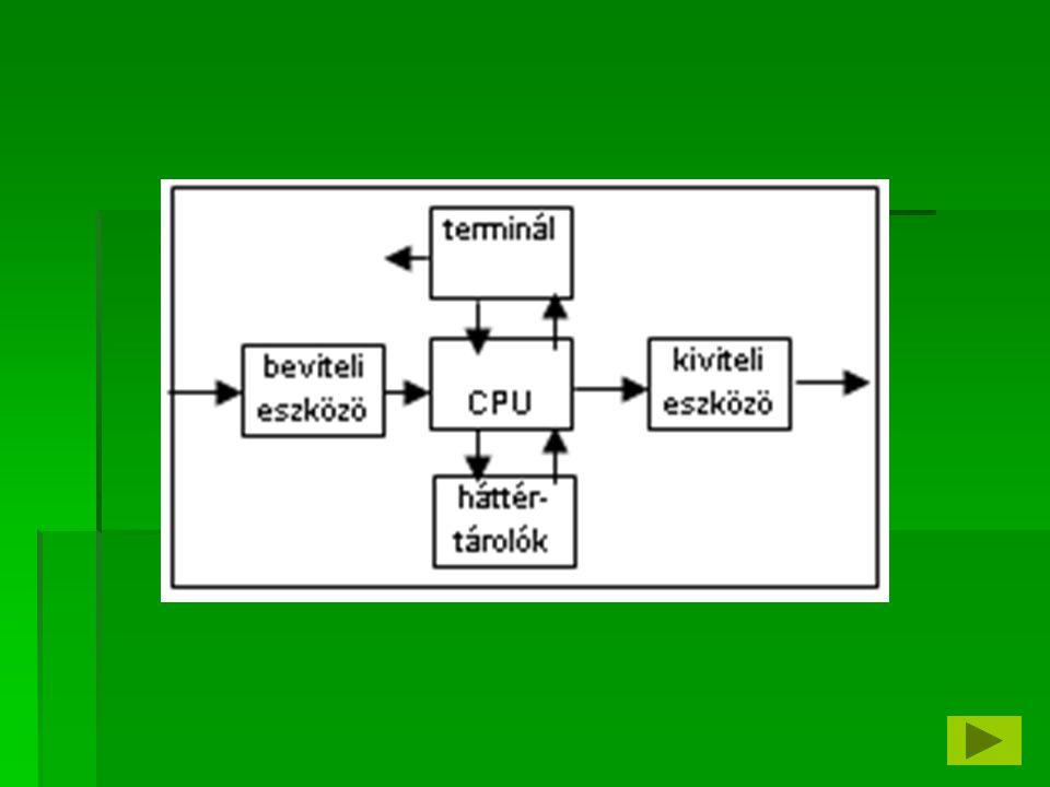 A számítógépes feladatok nagy része – nem matematikai számítás, így amikor a számítógép fogalmát meghatározzuk, sokkal általánosabban kell fogalmaznunk: Azt mondhatjuk, hogy a számítógép információátalakító eszköz, az input (bemeneti) eszközein közölt információkat átalakítva információt közöl velünk.