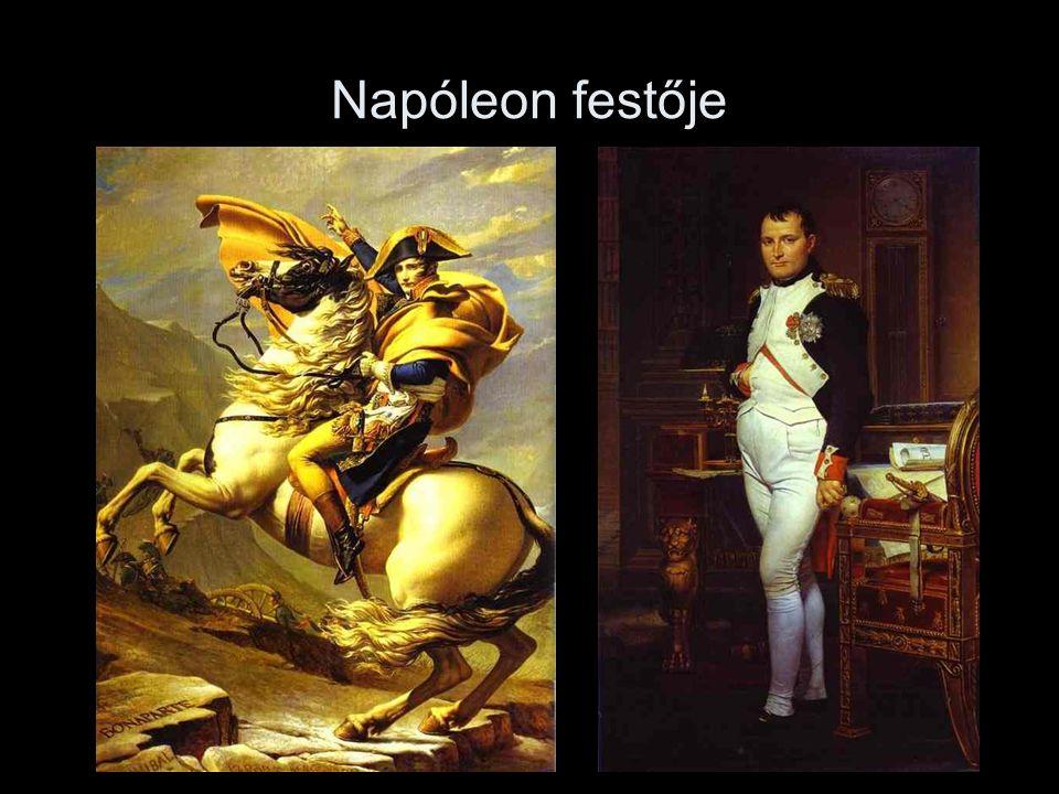Napóleon festője