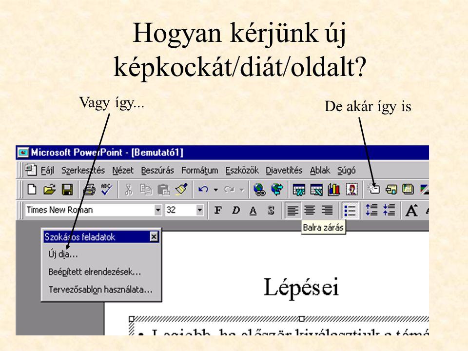 •Szemléltetésre szolgáló Windows alkalmazás •Egy általunk kiválasztott témát bemutathatunk a programba beépített animációs és egyéb figyelemfelhívó es
