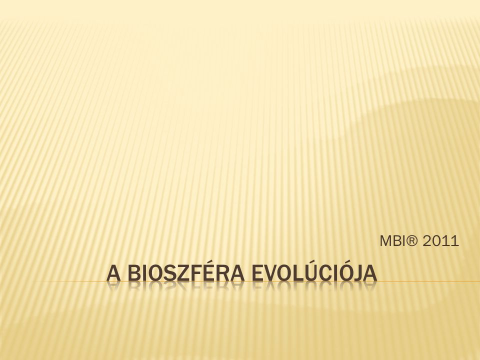 MBI® 2011