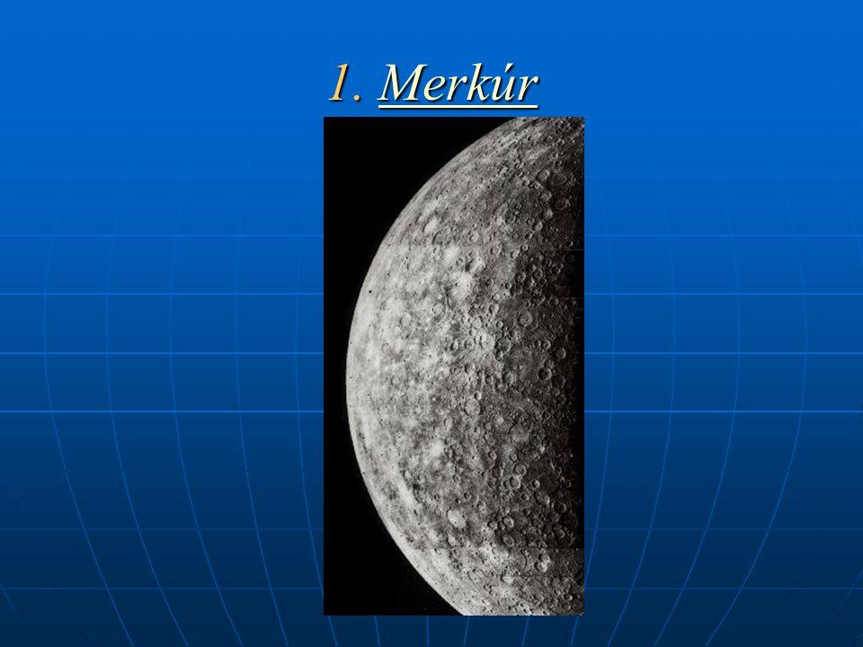 1. Merkúr Merkúr