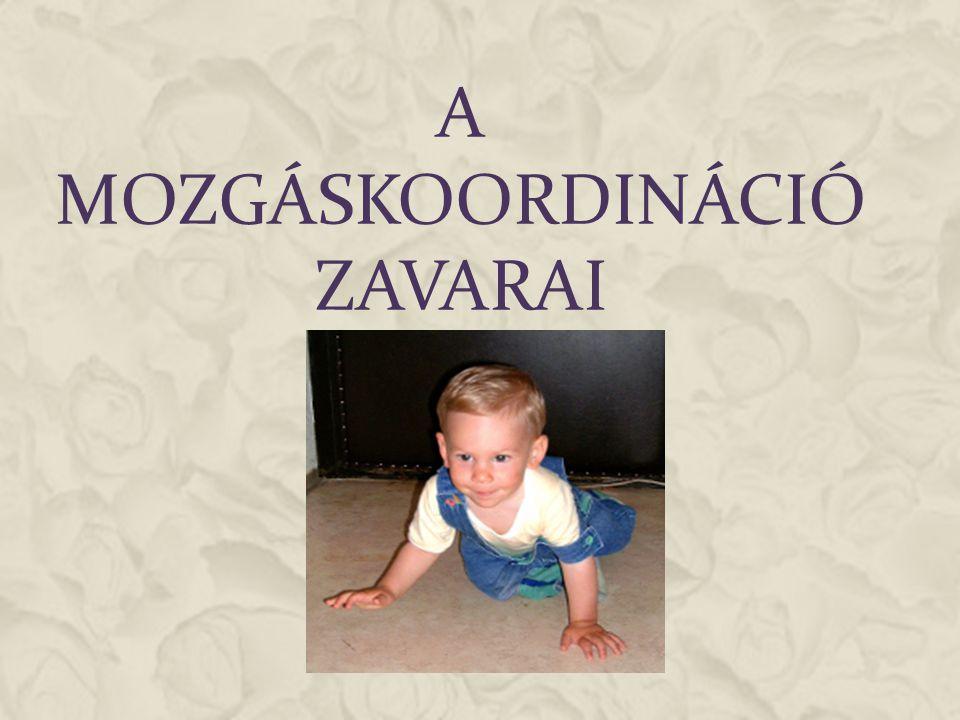 A MOZGÁS FONTOSSÁGA  A mozgásnak kiemelt jelentősége van a gyermek fejlődésében, képességeinek kibontakoztatásában.
