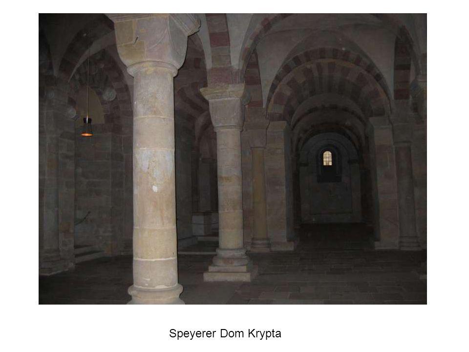 Speyerer Dom Krypta