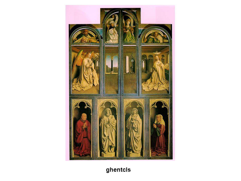 Gótikus művészet A XII. sz.-ban a francia királyok egyre erősödő központi hatalmat alakított ki. VI. és VII. Lajos, majd Fülöp ghentcls