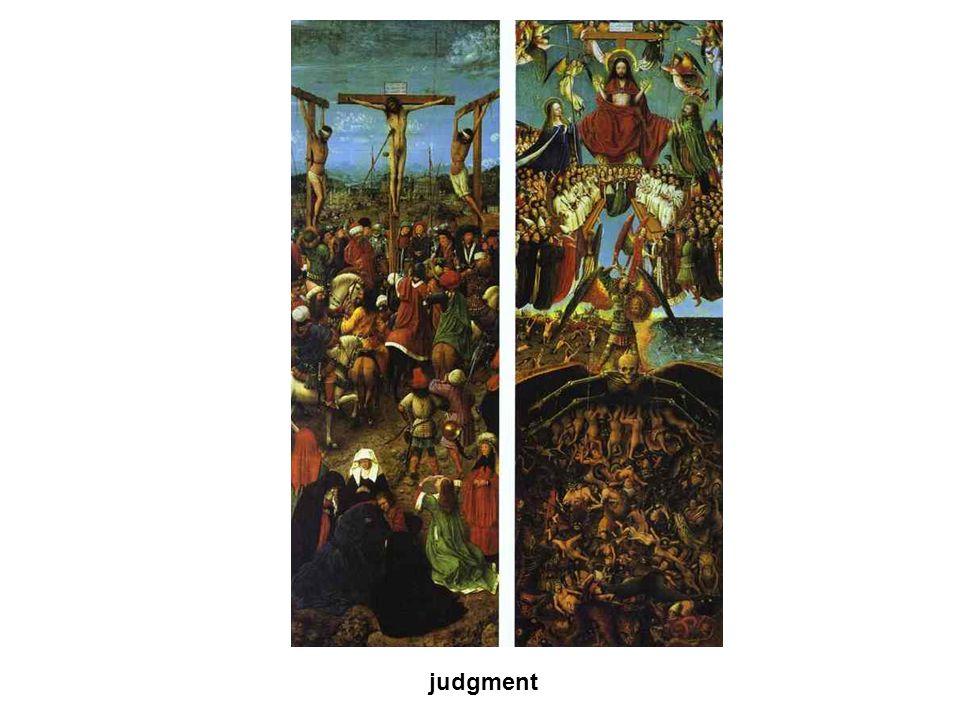 Gótikus művészet A XII. sz.-ban a francia királyok egyre erősödő központi hatalmat alakított ki. VI. és VII. Lajos, majd Fülöp judgment