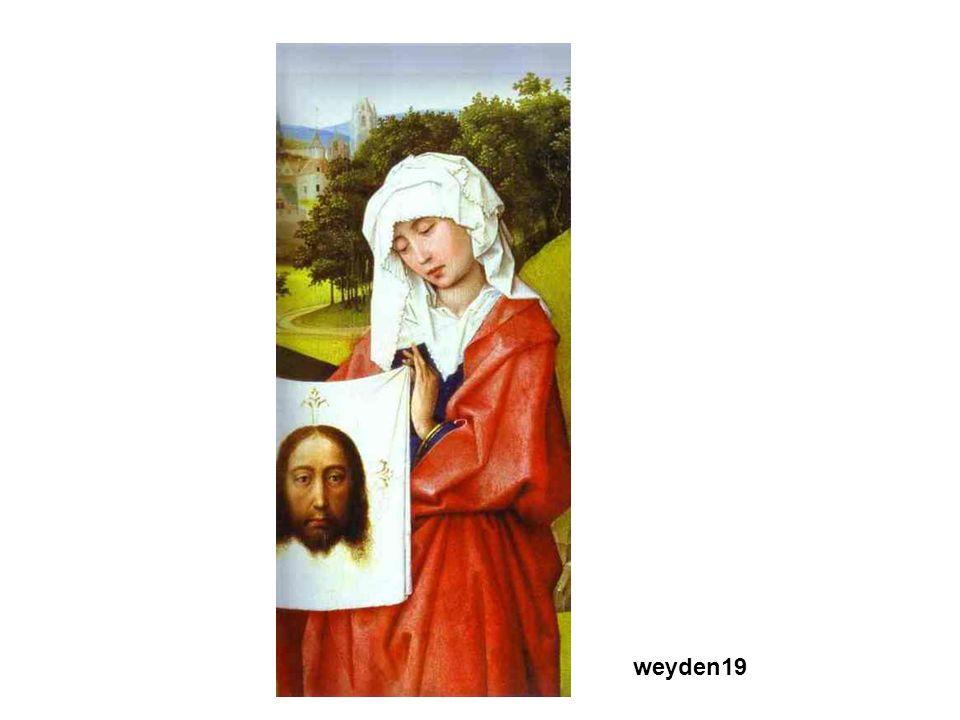 Gótikus művészet A XII. sz.-ban a francia királyok egyre erősödő központi hatalmat alakított ki. VI. és VII. Lajos, majd Fülöp weyden19